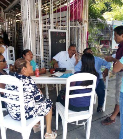Planillas contendientes durante la elección en Puerto Aventuras aseguran que hay irregularidades