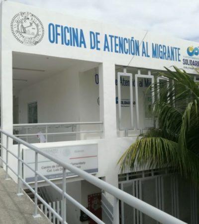En proceso la construcción de una 'Casa del Migrante' en Playa del Carmen
