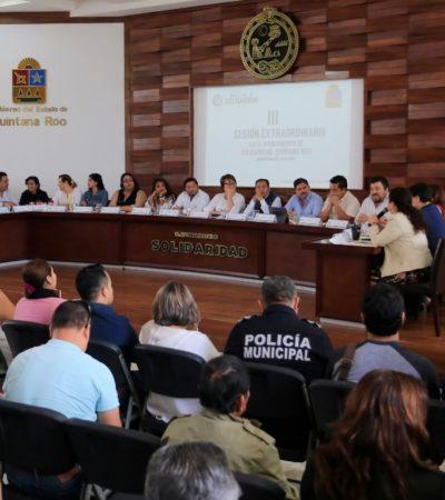 Suspende Cabildo tercera sesión extraordinaria y la reanudará el 30 de septiembre