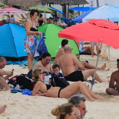 LA RIVIERA MAYA, CON LAS PLAYAS MÁS VISITADAS DE MÉXICO: Cierra Playa del Carmen con una ocupación hotelera de cien por ciento