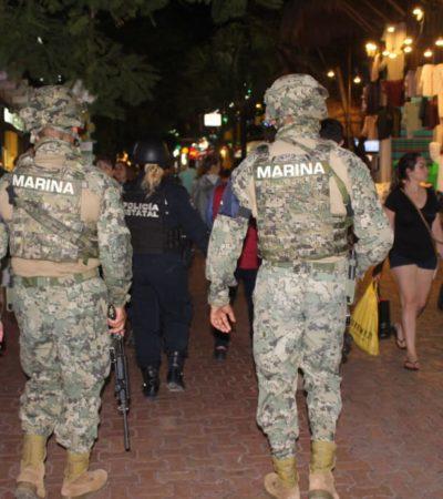 Reportan saldo blanco durante Nochebuena en Playa del Carmen