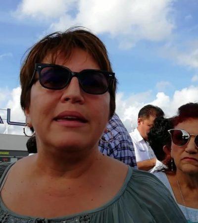 Tucsa y Laura Beristain buscan incrementar precio de pasaje, a cambio de más unidades de transporte
