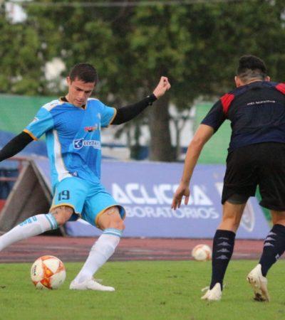 BUEN ENSAYO PARA INTER PLAYA DEL CARMEN: Empata 2-2 con los Potros de Hierro del Atlante en partido interescuadras disputado en el estadio 'Andrés Quintana Roo'