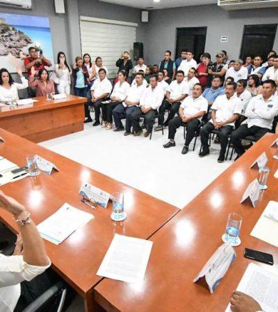 Aprueba Cabildo Ley de Egresos del municipio de Tulum por 620 mdp para 2019