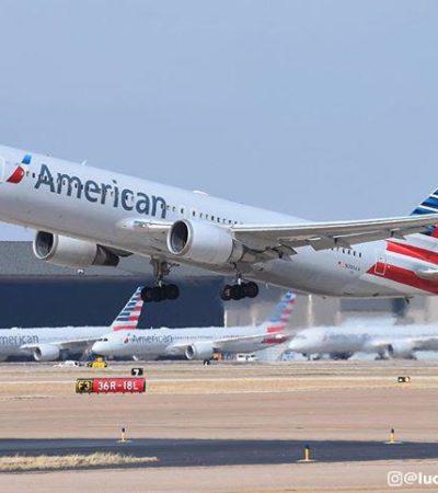 EXPANSIÓN DE LA CONECTIVIDAD AÉREA EN QR: Proyecta American Airlines hacer del Aeropuerto Internacional de Cancún su nuevo centro de conexión en la región del Caribe