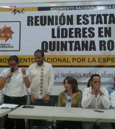 Rompeolas: El fallido madruguete de Bejarano para quedarse con Morena-QR