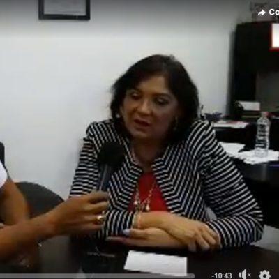 LA FISCALÍA ANTICORRUPCIÓN VA CONTRA ROBERTO BORGE: Rosaura Villanueva Arzápalo asegura que buscan revertir el amparo del ex gobernador de QR