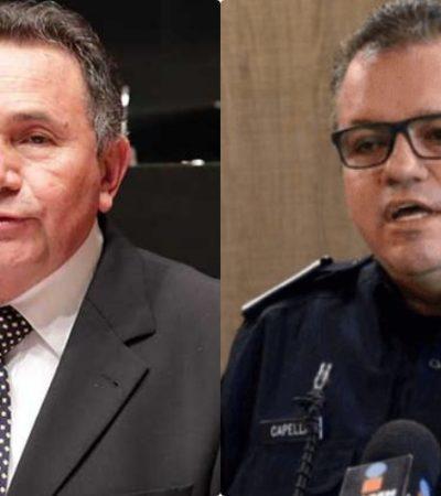 Para José Luis Pech Várguez es necesario darle tiempo al secretario de Seguridad Pública de Quintana Roo para mostrar resultados más allá del debate generado por declaraciones del Gobernador de Morelos