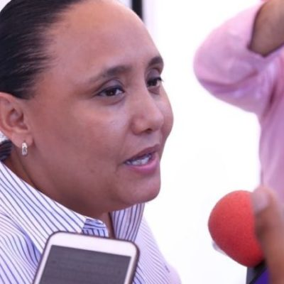 """""""LA INVITACIÓN ESTÁ EN LA MESA"""": El PAN no descarta el regreso de Cristina Torres para elecciones en 2019"""