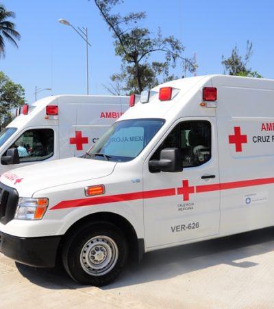 Buscan abrir una delegación de la Cruz Roja en Bacalar