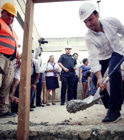 Pone en marcha Pedro Joaquín programa de mejoramiento de vivienda