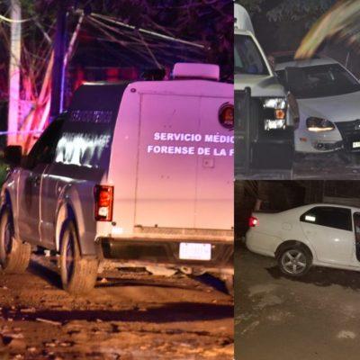 SEGUIMIENTO | VIOLENTO CIERRE DE AÑO EN CANCÚN: Tres ejecutados y un ex agente ministerial herido a balazos en tan solo 16 horas