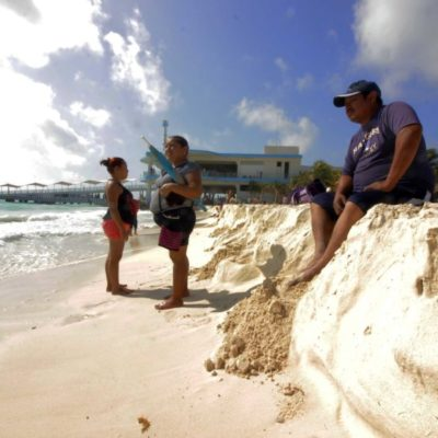 Pedirá la Asociación de Hoteles de la Riviera Maya, la renovación y ampliación de tramos en la MIA para recuperación de arenales en Solidaridad