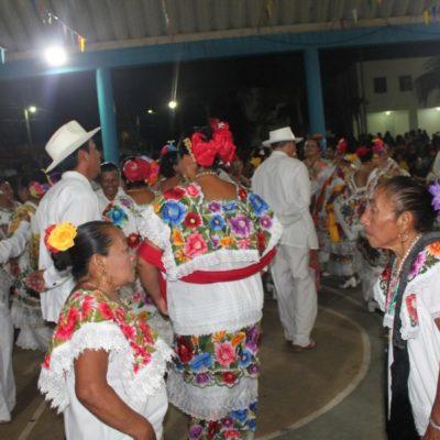 Kantunilkín celebra a la virgen de la Inmaculada Concepción