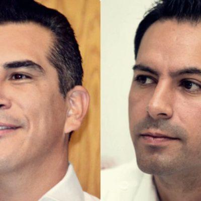 Rompeolas: Extra Base   Acuden dos gobernadores peninsulares a la toma de protesta de Alfaro