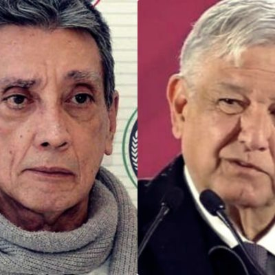 MARIO VILLANUEVA NO ESTÁ EN LA LISTA DEL 'PERDÓN': El ex Gobernador de QR no aparece entre los 25 presos políticos que podrían ser liberados por el gobierno de AMLO
