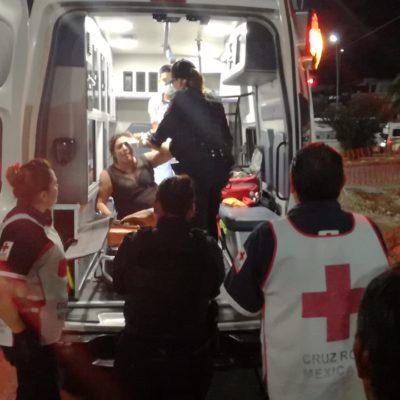 CAOS POR UN DESPECHO: Una mujer agresiva causa problemas en la zona de 'El Crucero'