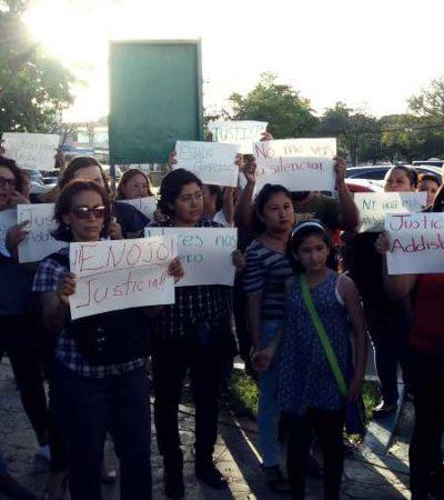 QUE SE HARÁ JUSTICIA CONTRA AGRESOR: Juez gira orden de aprehensión por el delito de intento de feminicidio contra golpeador de una mujer en Chetumal