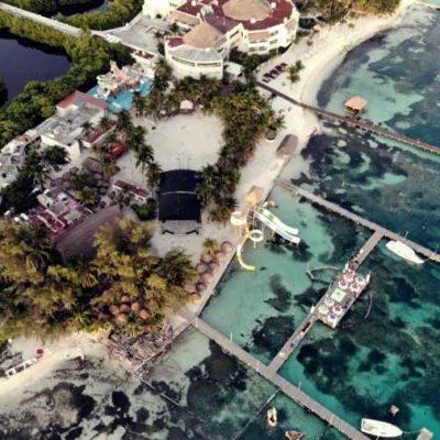 CRECEN INVERSIONES EN ISLA MUJERES: Con 15 mdp, abren nuevo parque acuático dentro del Club de Playa 'El Pescador'