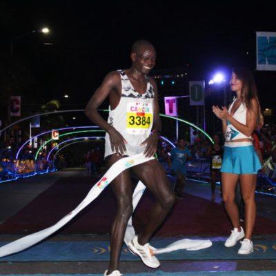Kenia y Estados Unidos conquistan el Maratón Cancún 2018