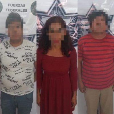 Detienen a cinco presuntos secuestradores en la Región 229