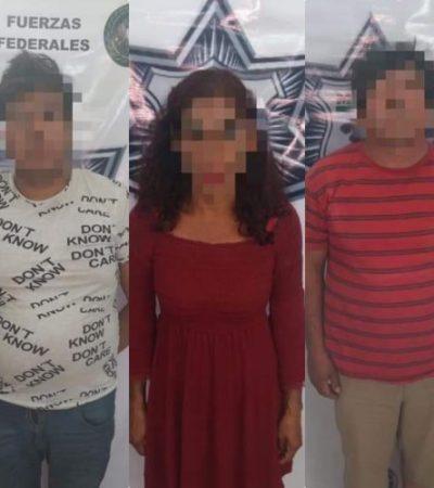 No hubo secuestro de familia en Cancún, sino cobranza forzosa de adeudo, aclara la Fiscalía