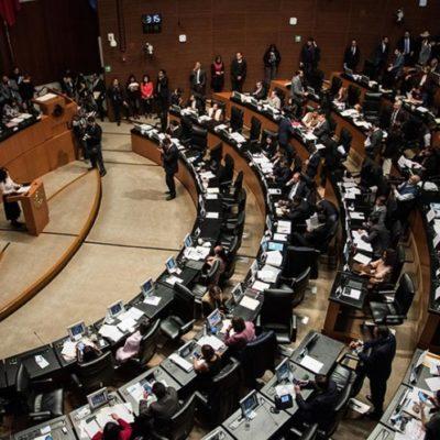APRUEBA SENADO LEY DE INGRESOS: Votan en contra PRI y PAN porque la propuesta de AMLO no prevé bajar el IVA ni el precio de las gasolinas