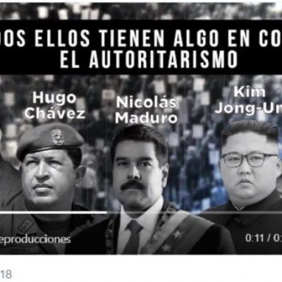 Un día después de la toma de protesta de AMLO, el PAN usa imágenes de Hitler y Stalin para alertar sobre autoritarismo