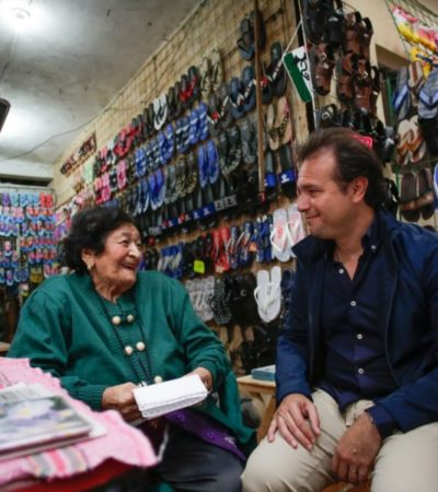Gobierno de Cozumel trabaja en el fortalecimiento del desarrollo económico de la isla
