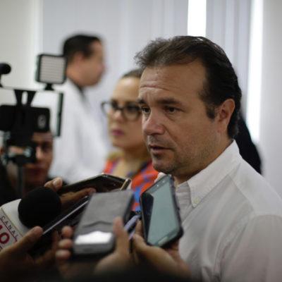 La seguridad de Cozumel es prioridad, por lo que continuará el trabajando coordinado con la Federación y el Estado, asegura Pedro Joaquín
