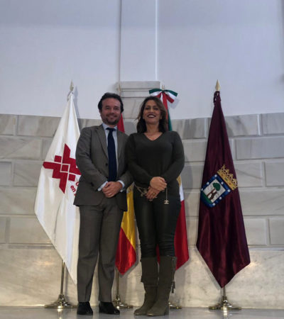 La Casa de México en España y Cozumel logran acuerdo de eventos culturales y fomento de relaciones comerciales en la Fitur