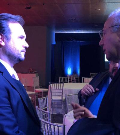 Logros en la Fitur se verán reflejados en creación de fuentes de empleo en beneficio de la población cozumeleña, asegura Pedro Joaquín