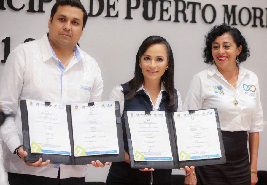 El Comité de Participación Social en Educación de Puerto Morelos, tiene como objetivo participar en actividades tendientes a fortalecer y elevar la calidad y equidad de la educación básica
