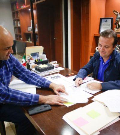 Mejora cinco niveles la calificación crediticia de Cozumel, anuncia Pedro Joaquín