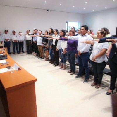 Instalan el comité de Participación Social en Educación de Puerto Morelos