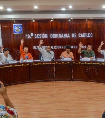 DÉCIMA SESIÓN DE CABILDO: Aprueban nuevo Reglamento de Tránsito en Isla Mujeres