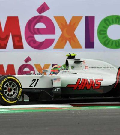 Anuncia Sheinbaum que dejarán de aportar recursos para la Fórmula Uno en CDMX a partir del 2020; el dinero será ahora para el Tren Maya