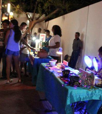 El IMCAS busca reactivar el atractivo cultural del Callejón del Arte en Playa del Carmen