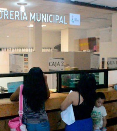 Durante enero continuará el descuento del 15 por ciento al impuesto predial en Isla Mujeres