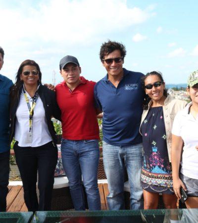 Presentan el primer 'Ultra Maratón 24 Horas Isla Mujeres'