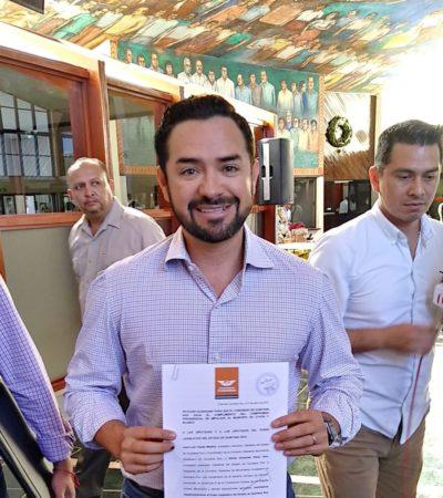 Exhorta José Luis Toledo a los diputados y regidores de OPB a sumarse a la exigencia para que la Sectur se instale en Chetumal
