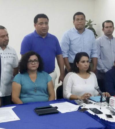 Sin garantías, Fernando Zelaya y Yamina Rosado para buscar la reelección como diputados locales del PAN