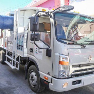 A partir del 16 de enero entra en vigor el nuevo horario derecolección de desechos sólidos en Isla Mujeres