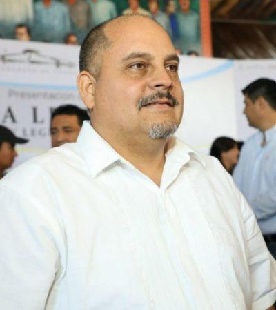 'Cacareará' el PAN, obras y logros del gobierno de Carlos Joaquín y el Congreso de QR, asegura Juan Carlos Pallares