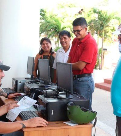 Todo el mes de enero y hasta febrero el Ayuntamiento de Isla Mujeres mantendrá rebaja del 15% en el predial