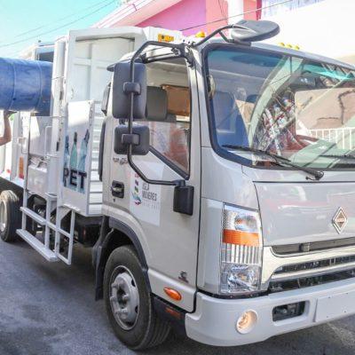 A partir del 16 de enero se implementará nuevo horario para la recolecta de basura en Isla Mujeres