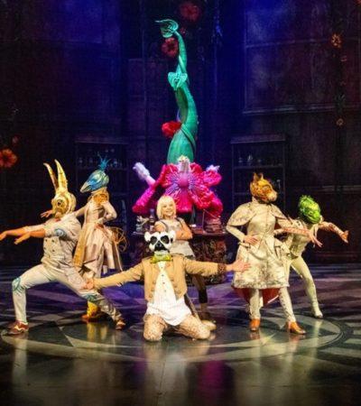 En su quinta temporada, Cirque Du Soleil continúa atrayendo a turismo repetitivo