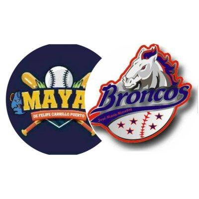 MAYAS, A PROLONGAR LA SERIE FINAL: El domingo se realizará el segundo duelo por el título de la Liga Estatal de Béisbol en el 'Chan Santa Cruz'