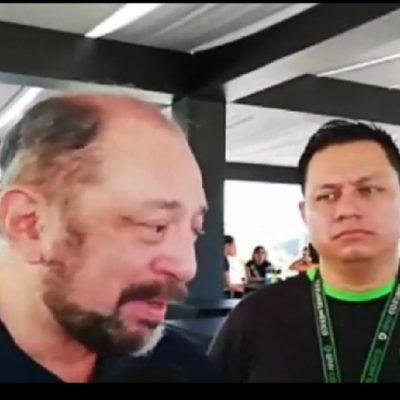 Tendrá Darío Flota en la Fitur de Madrid entrevista… con reporteros 'enviados' de Quintana Roo