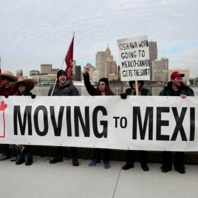 Piden en Canadá boicot contra autos de GM armados en México